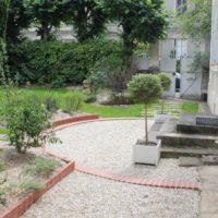 jardin ville gravillon